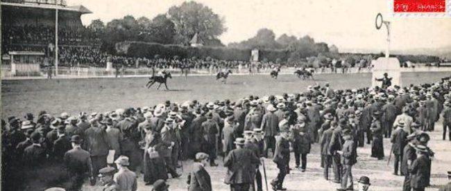 Maisons-Laffitte, la course le Prix du Rey.