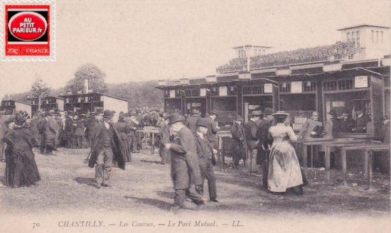 PRIX DE CHANTILLY CAPITALE DU CHEVAL