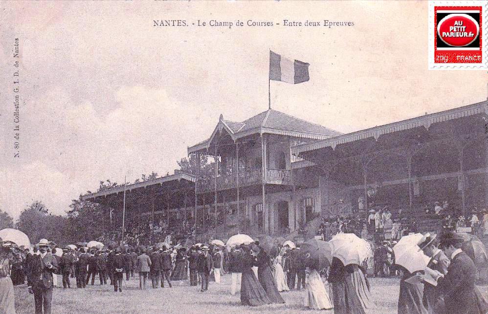 Nantes, LE GNT ETAPE N°12.