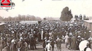 Chantilly, les courses le Pari-Mutuel.