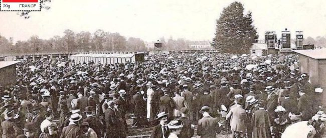 Chantilly, PRIX D'EGMONT