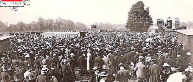 Chantilly, GRAND HANDICAP DES MILERS