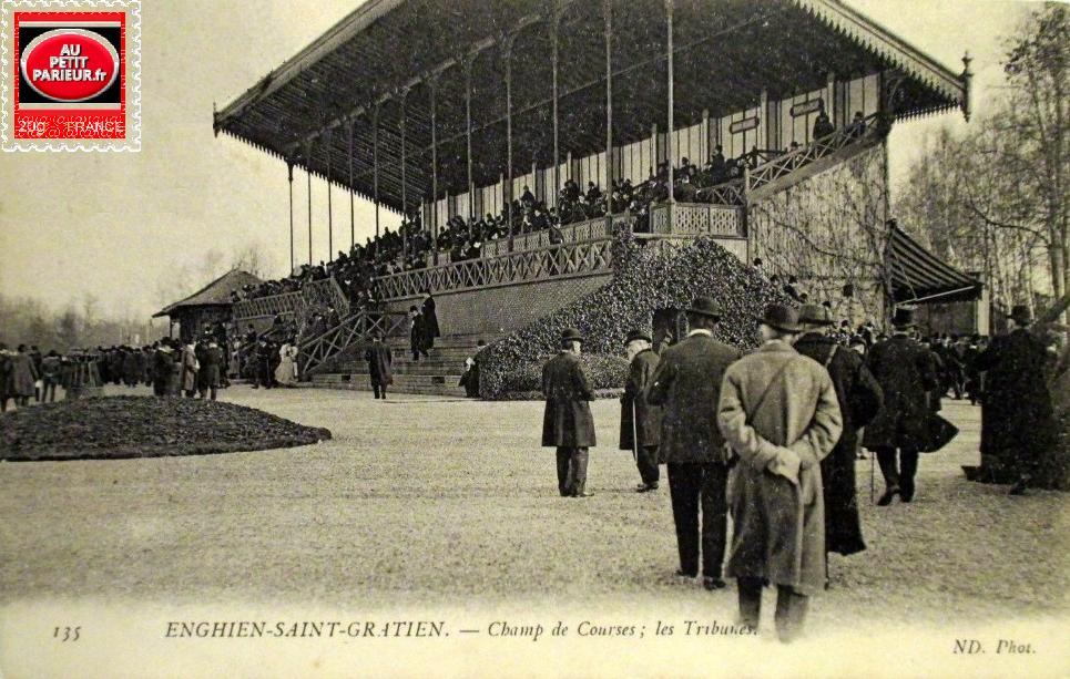 Enghien, PRIX DE NEW YORK.