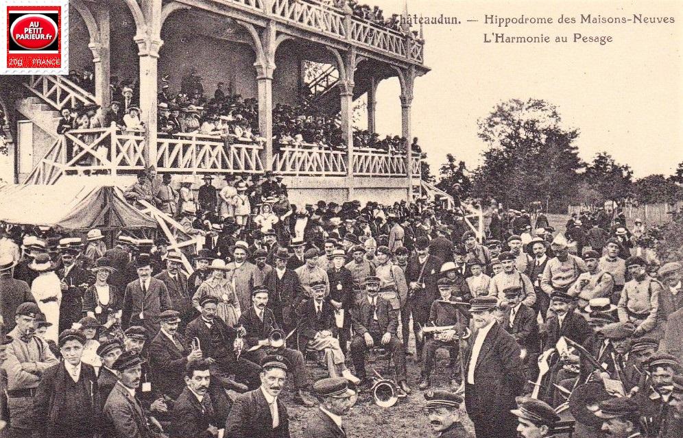 Châteaudun-hippodrome des maisons-neuves.