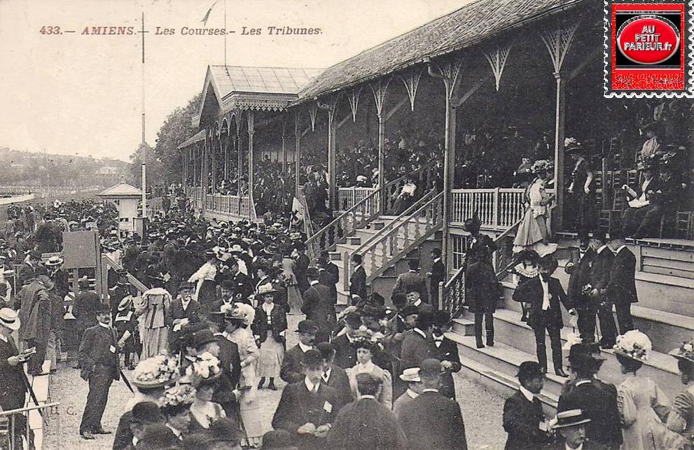 Amiens, la 1 ère Etape du GNT