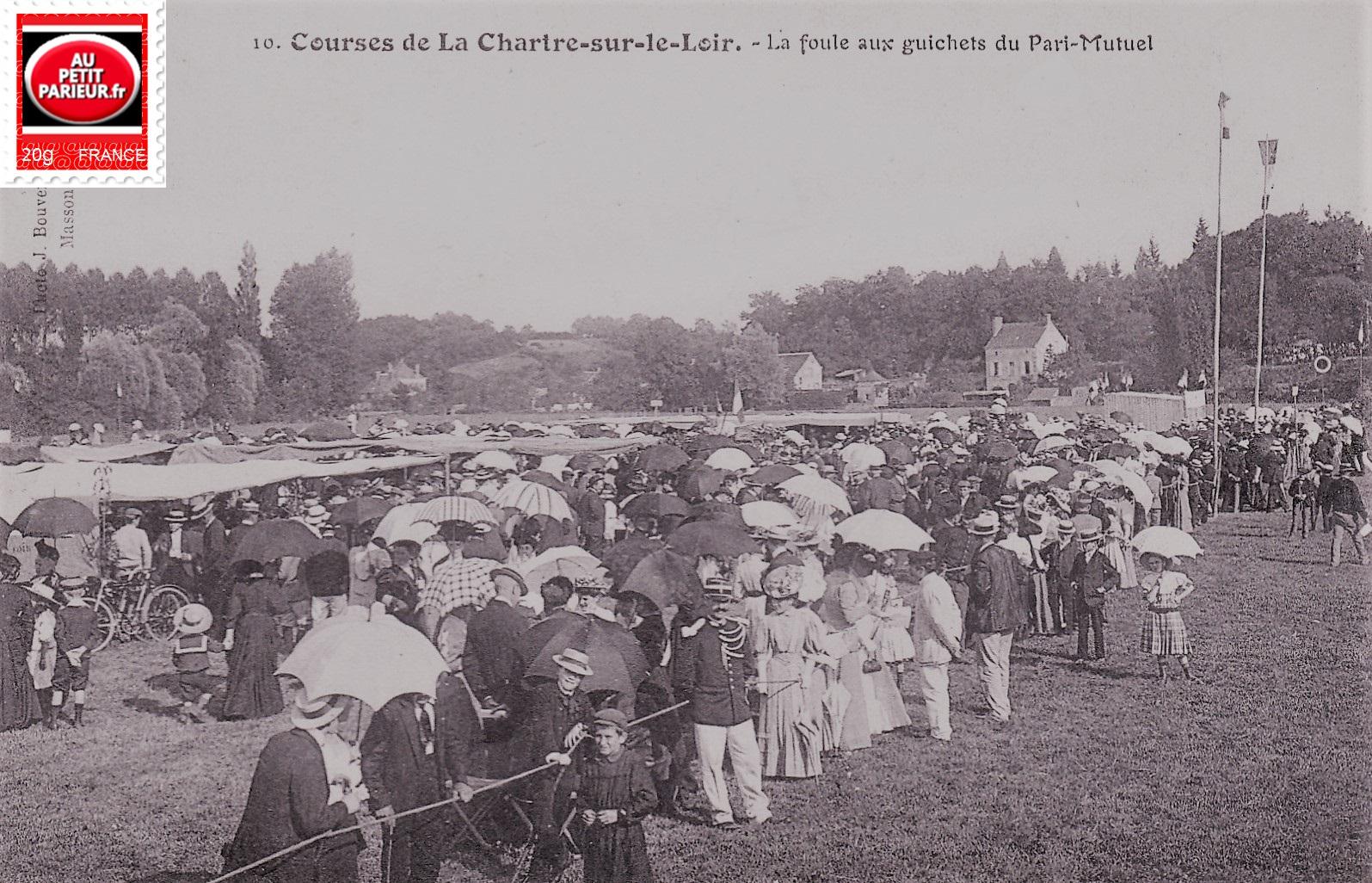 Vincennes prix de la chartre sur le loir au petit parieur - La chartre sur le loire ...