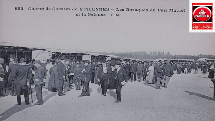 Vincennes, le champ de courses.